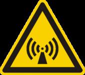 Présence de champ électromagnétique si des charges électriques sont en mouvement.